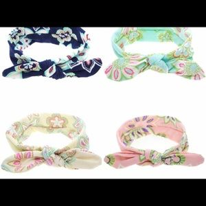 Other - Knotted floral headband